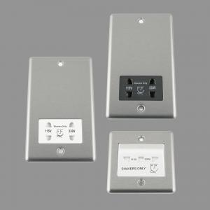 Shaver Sockets (115-230V)