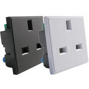 Switch / Socket Grid Outlet Module