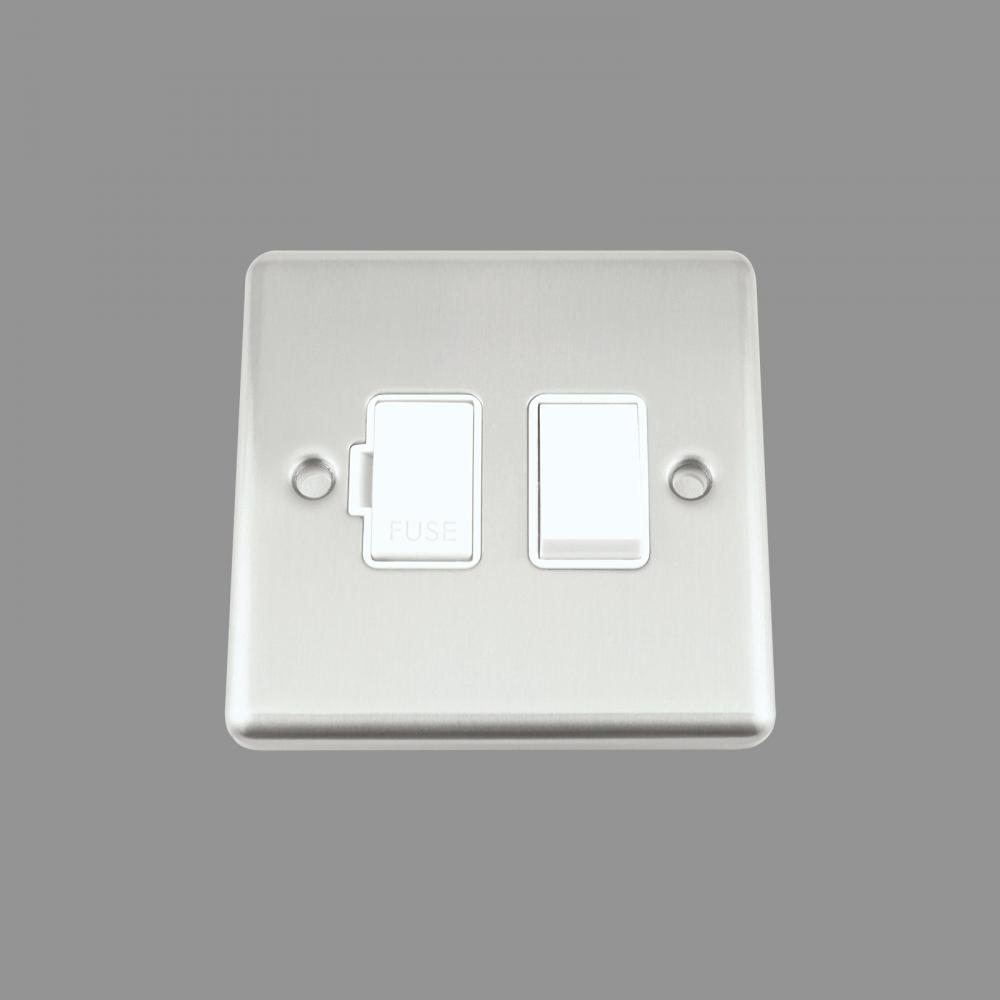 White Insert Plastic Rocker Switch (NEW!!)